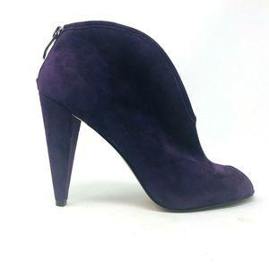 Vince Camuto Womans Amber Purple Pump 6B